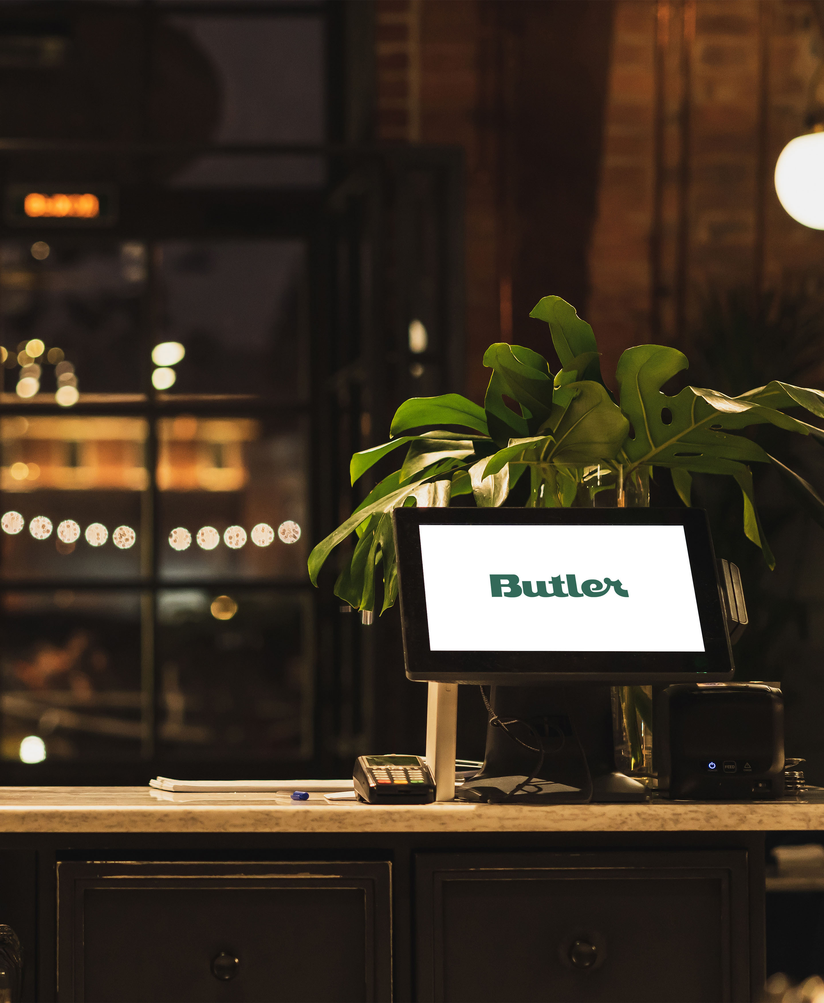 BUTLER LEADS THE DIGITAL TRANSFORMATION OF HOTELS second